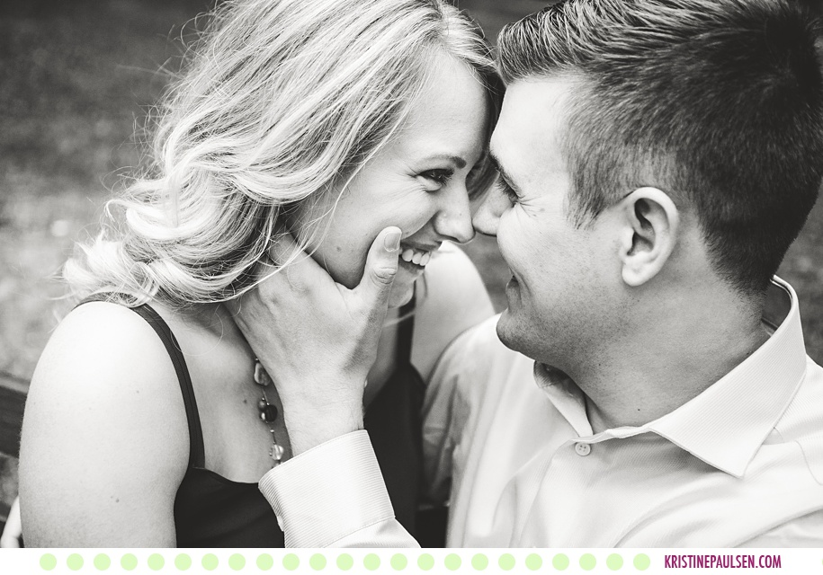 Rachel + Mark :: Engagement Pictures in Missoula MT