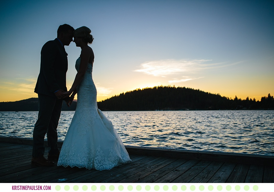 Janelle + Jamie :: Coeur d'Alene Resort Wedding in Coeur d'Alene Idaho