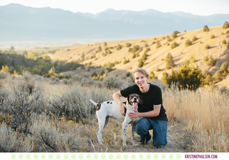 Jake :: Corvallis Montana Senior Photos