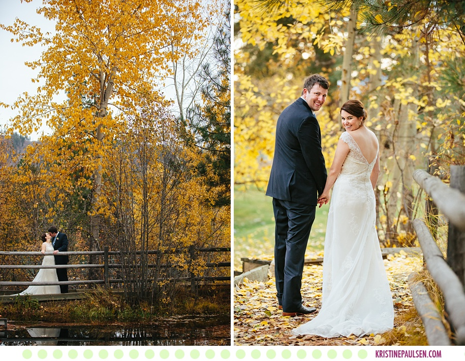 Katherine Ann + David :: Elopement at Triple Creek Ranch in Darby Montana