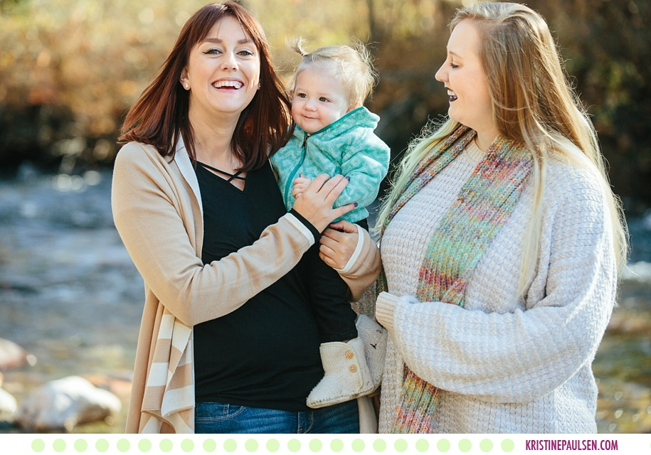 The Andersons :: Missoula Montana Fall Family Pictures - Photos by Kristine Paulsen Photography