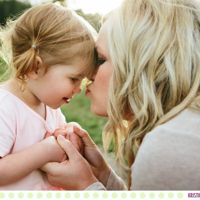 The Lubbers :: Missoula Family Portraits in the Spring - Photos by Kristine Paulsen Photography