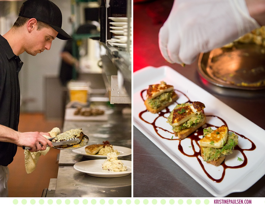 The Tupelo Grille :: Restaurant Food Photography in Whitefish Montana - Photos by Kristine Paulsen Photography