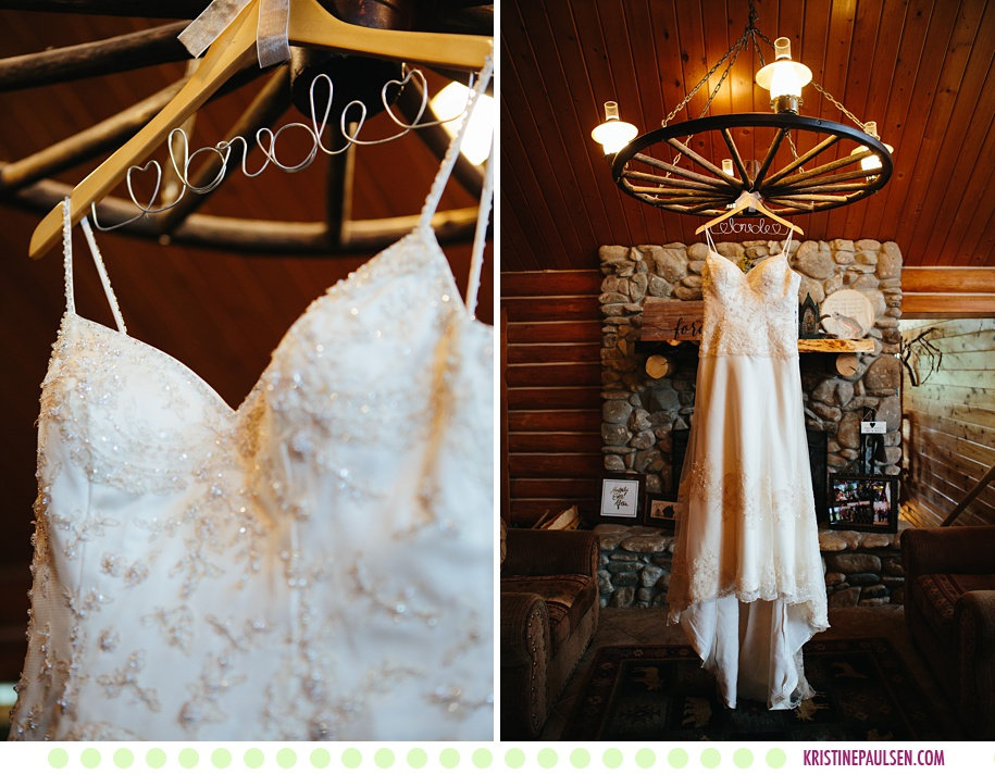 Jessica + Ryan :: Alta Ranch Wedding in Darby Montana - Photos by Kristine Paulsen Photography