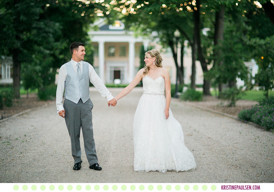 Rachel + Mark :: Daly Mansion Wedding in Hamilton Montana