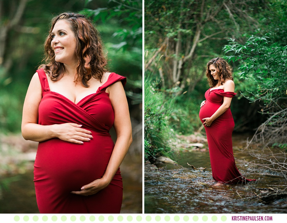 Katherine + Mike :: Missoula Maternity Photos