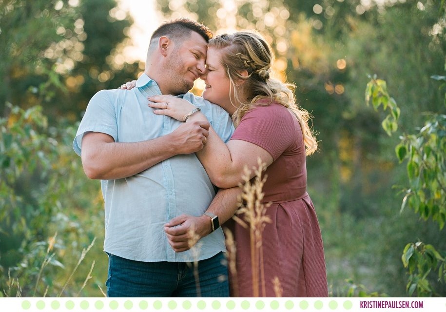 Emily + John :: Missoula Riverside Engagement Photos
