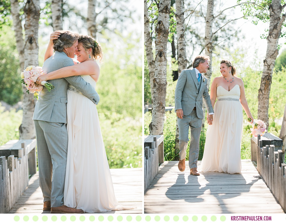 Brandon + Natalie :: Ronan Montana Sky Ridge Ranch Wedding - Photos by Kristine Paulsen Photography