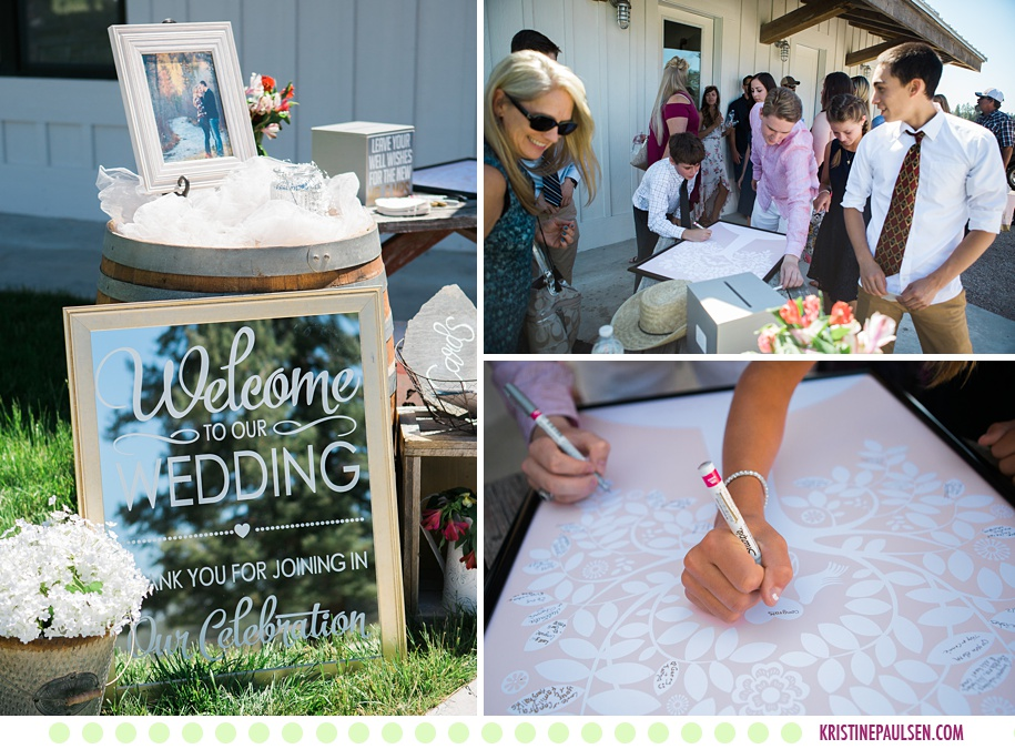 Amber + Woody :: Ronan Montana Wedding at the Silver Knot - Photos by Kristine Paulsen Photography