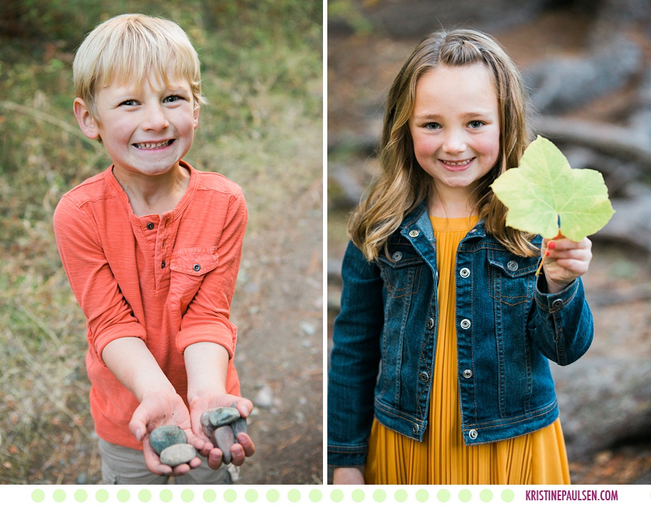 Keegan, Anze, Mikko, Kristi & Skylar :: Missoula Fall Family Photos - Photos by Kristine Paulsen Photography