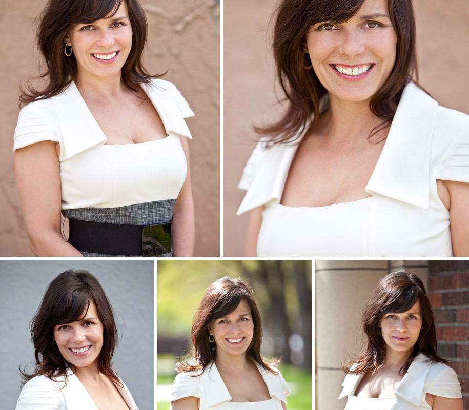 Portraits for her Profession – {Erika's Headshots}