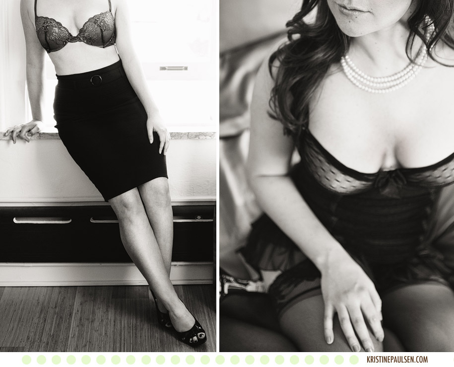 Celebrating Sensuality – {Missoula, Montana Boudoir Sessions}