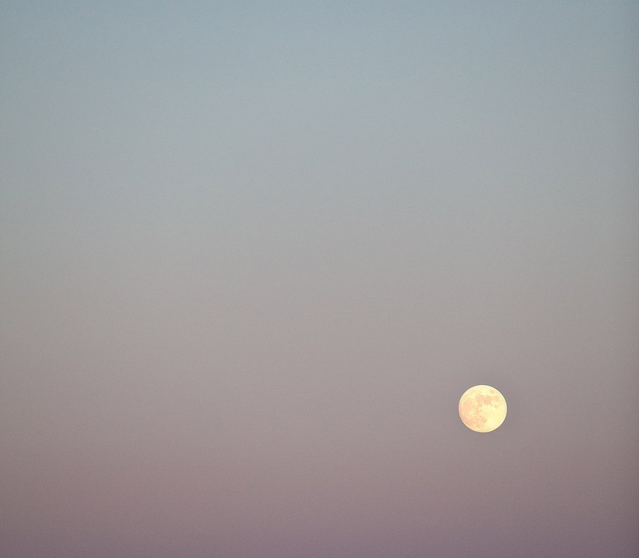 Moon over Montana – {Friday Fun Photo}