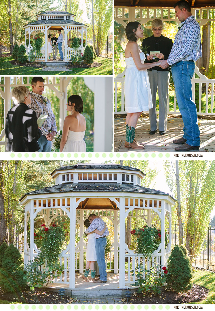 Missoula Wedding Photography