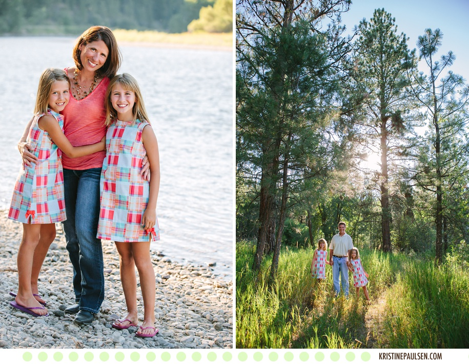 Happy in the Hills – {The Roberts Family's Missoula Photo Session}