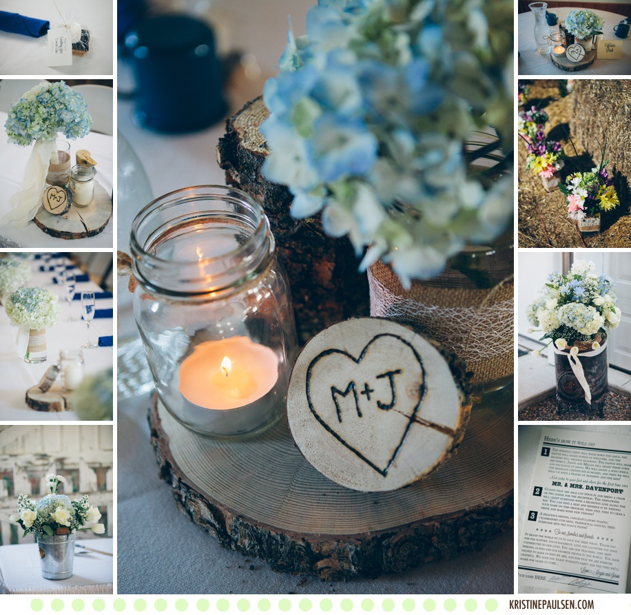 ... Kisses in the Swaying Grasses - Megan and Jason's Great Falls, Montana Wedding - Photos ...