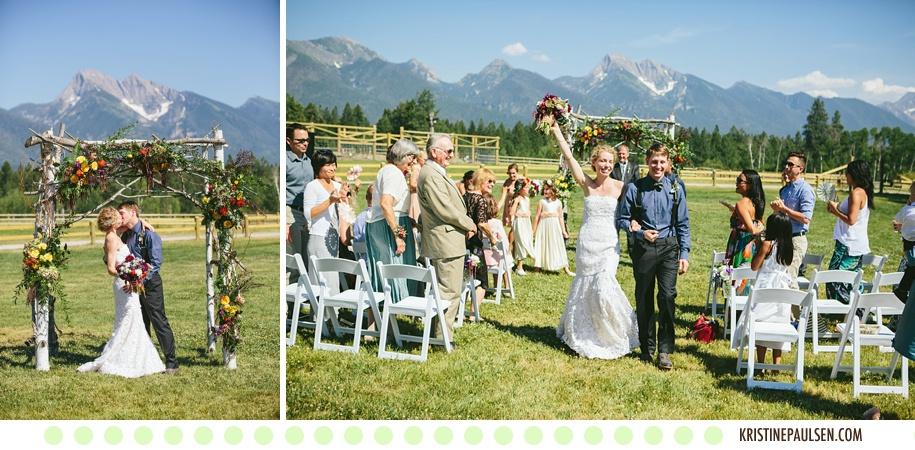 A Montana Kind Of Love Kristeen And Colt S Sky Ridge
