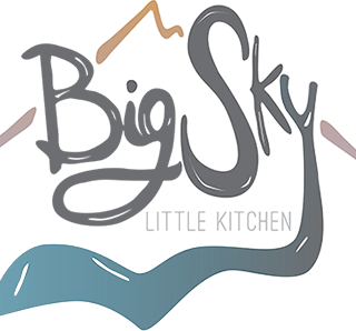 Big Sky Little Kitchen Logo
