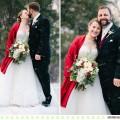 Sweet Snowflakes :: Alyssa + Adam's Missoula Montana Winter Wedding - Photos by Kristine Paulsen Photography
