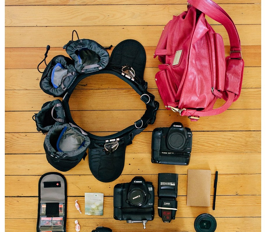 My Favorite Photo Gear for Wedding, Portrait and Editorial Freelance Photographers