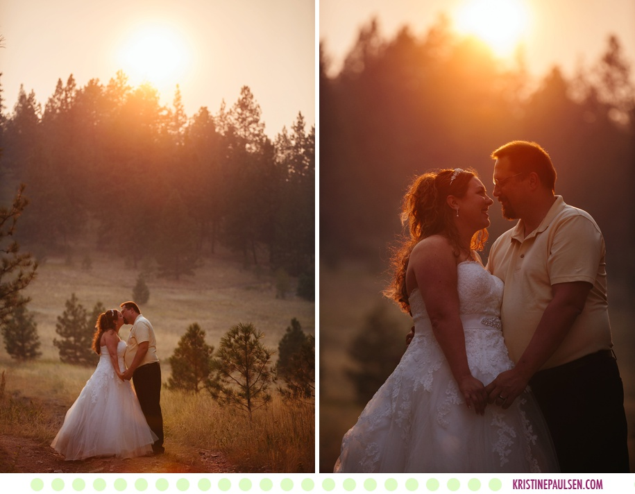 Daniella + Rob :: Missoula Montana Rock the Dress Photo Session