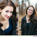 Azure :: Fall Senior Portraits in Missoula - Photos by Kristine Paulsen Photography