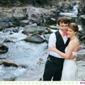 Christy + Neil :: Intimate Glacier National Park Wedding - Photos by Kristine Paulsen Photography