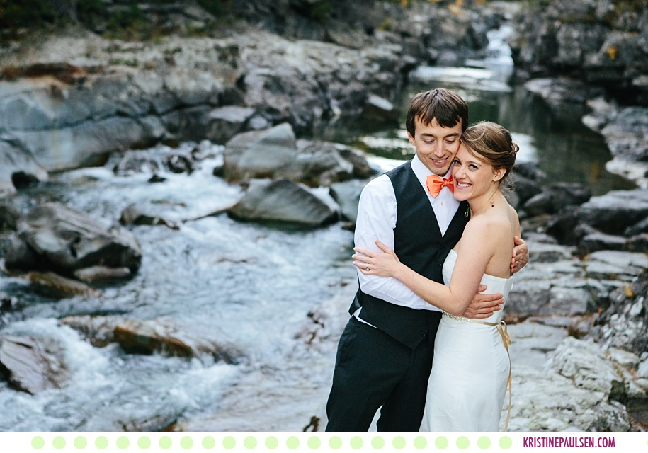 Christy + Neil :: Intimate Glacier National Park Wedding