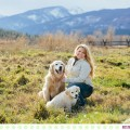 Kristy, Dug and Sven :: Victor Montana Pet and Family Pictures - Photos by Kristine Paulsen Photography