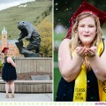 Emily + John :: College Graduation and Couples Photos - Images by Kristine Paulsen Photography