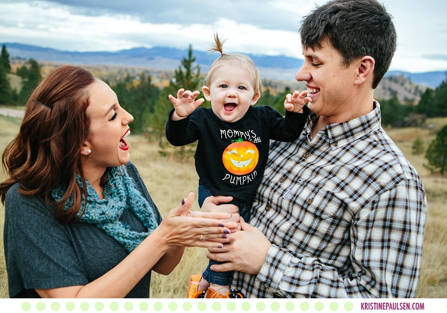 The Andersons :: Missoula Montana Fall Family Pictures