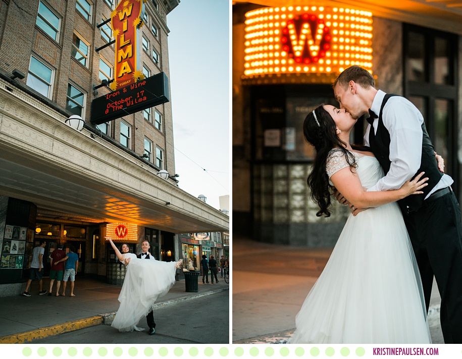 Raisa + Mark :: Missoula Wedding at St. Francis Church