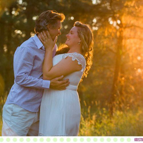 Brandon + Natalie :: St Ignatius Montana Engagement Photos - Photos by Kristine Paulsen Photography
